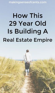 29 year old Elizabeth Colegrove is a successful real estate investor. She owns 8 properties and isn't slowing down. Here's how she did it. #realestate #landlord