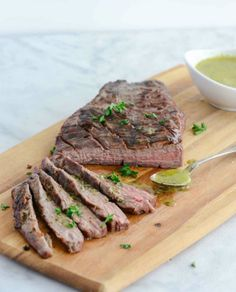 12 Easy Marinated Grilled Flank Steak Recipes