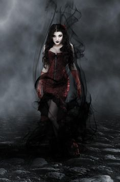 Gothic Art... By Artist Dream-sweetdreams@deviantART.com..