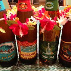 ハワイのビールと言えばロングボードが有名だけど、期間限定のワイルア(パッションフルーツビール)も爽やかで美味いな〜 - 18件のもぐもぐ - KONA  BREWING by tokuro
