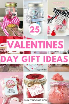 Easy DIY, Valentines Day gift ideas to make on this romantic day. These Valentines Day gift ideas are quick and super cute! valentines day baskets 25 Amazing Valentines Day Gift Ideas - Shout In Color Valentines Day Gifts For Friends, Valentines Day Treats, Valentine Day Gifts, Valentine Stuff, Valentine Ideas, Sugar Cookie Cups, Lemon Sugar Cookies, Chocolate Chip Cupcakes, Valentine Desserts