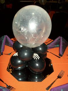 Party People Celebration Company - Custom Balloon decor and Fabric Designs: November 2009