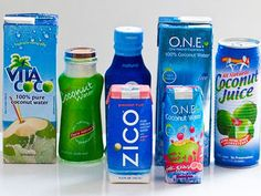 Reasons to drink coconut water