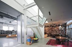 Brooklyn Artist Loft by BWArchitects » Design You Trust
