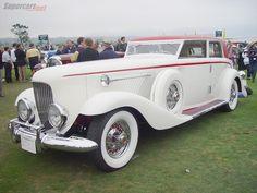 1933 Duesenberg JN