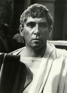 Frank Finlay as Cassius
