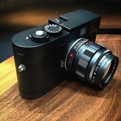 Summilux-M 50mm f/1.4 ASPH. Lens (Black-Chrome Edition) + Leica...