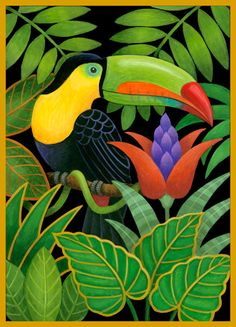 Toucan Kit by Stephanie Stouffer