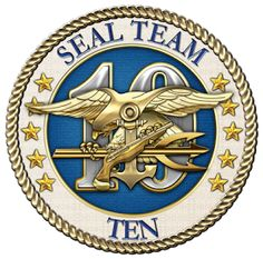 Military Insignia 3D US Navy SEALs