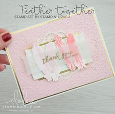 Pink Power - Fancy Friday Blog Hop