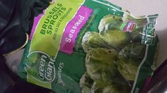 OMG! Now I Like Brussel Sprouts