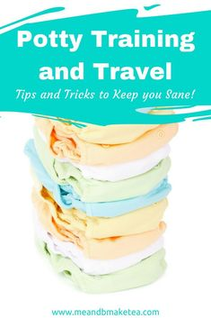 Not sure what to pack when travelling with a child that is potty training? Take a look at our tips and trips for toddler travel! Essentials to pack!