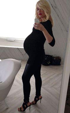 Gwen Stefani & Her Baby Bump