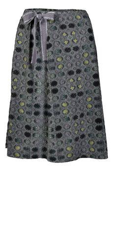 Maliparmi printed skirt