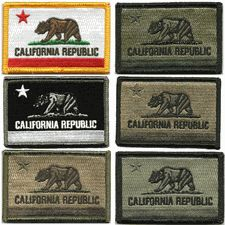 "2""x3"" Tactical Hat Patches - Made in USA"