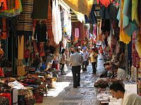 Shopping is one of the best ways to really understand and appreciate a city. Know the best items to buy and the best places to go shopping in Jerusalem. Bolivia, Old City Jerusalem, Jerusalem Israel, The Places Youll Go, Places To Go, Warm Outfits, Machu Picchu, City Streets, Palestine