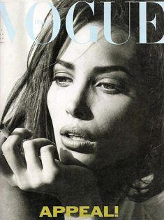 Christy Turlington, Vogue Italia