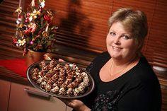 Ilustrační foto ke článku Pečeme cukroví s Hankou: Oříškové košíčky přelité čokoládou
