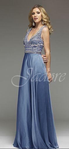 Savannah gown #blue #sparkly #new #bridesmaid