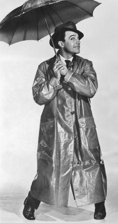 Gene Kelly for 'Singin' in the Rain', 1952.