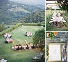 Reception decor + favors « JulietmarriesRomeo.com {a modern romance wedding blog}