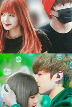 Kpop Couples, Blackpink And Bts, Bts Taehyung, King Queen, Couple Goals, The Dreamers, Fanart, Ship, Memes