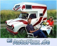 Trabant Wohnmobil