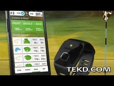 CaddieON Gives Golfers a Caddie on Their Smart Device