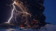 Volcán islandés volviéndose loco: naturaleza capaz de aterrorizar., 20 mejores fotos jamás tomadas sin photoshop - (Page 8)