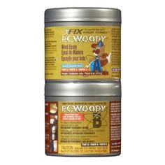 PC Products, 6-oz. PC-Woody Wood Epoxy Paste, 083338 at The Home Depot - Mobile