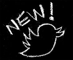 Uusi Twitter on täällä!