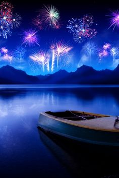 I Love fireworks !!! I don't know why but it brings back so much memories and feelings .. I can't really explain them I just know it feels amazing
