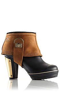 Got them---LOVE THEM!  Rain Boots - Waterproof Boots - Galoshes   SOREL Footwear