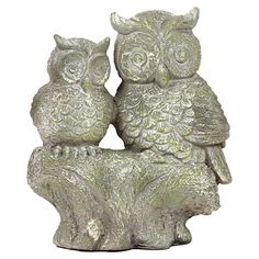I pinned this Owl Pair Statue from the Pennfield Designs event at Joss and Main!