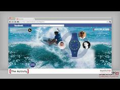 #Swatch Israel - Stop the time Facebook application showcase