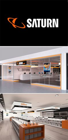 Saturn_Shop Design_by SYNDICATE DESIGN AG #brand #corporate #design #syndicate