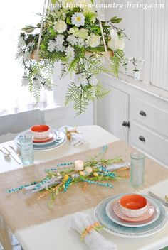 Pops of Coral | Town and Country Living