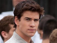 Sorry Tebow, there's a new boy in town Hunger Games' Liam Hemsworth.