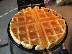 Buttermilk waffles, Waffles and Adventure on Pinterest