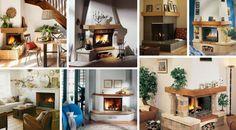 Ιδέες και συνδυασμοί για να διακοσμήσετε το Τζάκι Furniture, Home Decor, Decoration Home, Room Decor, Home Furnishings, Home Interior Design, Home Decoration, Interior Design, Arredamento