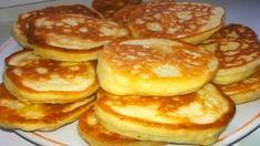 Pancakes at yogurt & quot; Hungarian Recipes, Russian Recipes, Russian Cakes, Good Food, Yummy Food, Galette, Unique Recipes, Baking Recipes, Food To Make