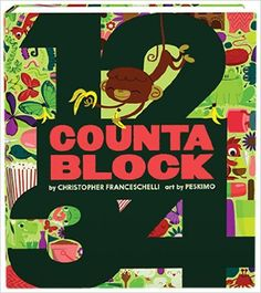 "Libros Chulos: ""Countablock"" | Entre Actividades Infantiles"