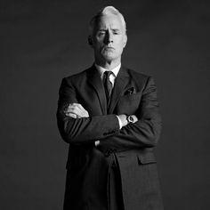Roger Sterling / Mad Men Season 6 Portraits