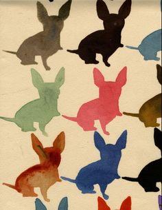 Luli Sanchez ~ great fabric design!  What shall I create?