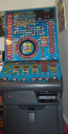 Holy Smoke fruit machine for sale – £5 jackpot 10p a play COLLECTION ONLY – Plymouth – Devon – Everything Else | Online Car Boot Sale UK