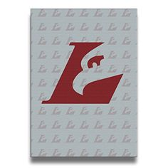 Wisconsin La Crosse Eagles Logo Canvas Frameless Paintings Decor - Brought to you by Avarsha.com