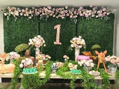 We are so happy when our clients share pictures from there special celebrations! Thank you @mrsmavian for letting us be a part of your absolutely beautiful event! Amazing job for your #1stbirthday party in this #bambitheme #bambiparty #bambi #genderreveal #cake #caketable #candybar #candybuffet #love #baby #bambibaby #1stbday #partyrentals #prophouse #glendale #mommytobe #burbank #disneybaby
