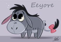 Eeyore!!!!!! so KAWAII