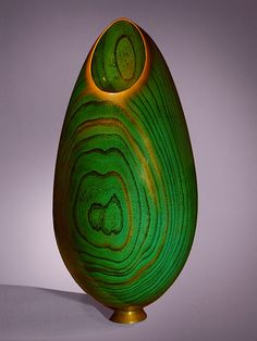Donald Derry......woodturning with color added....gorgeous.
