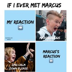 I can't calm down Marcus Keep Calm And Love, My Love, Dream Boyfriend, Some Jokes, Love U Forever, Twin Brothers, Back Off, Calm Down, Funny Moments